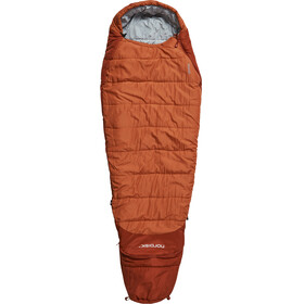 Nordisk Knuth Sleeping Bag Children 160-190cm red